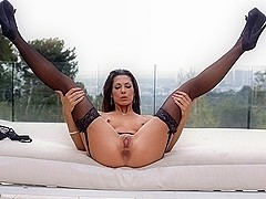 Alexa Tomas in Natural Pleasure Video
