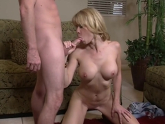 Desiree Dalton & Tony Rubino in Seduced by a Cougar