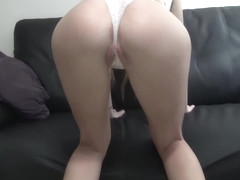 Panties Camel Toe and Wet T-Shirt Tease - SexxxArchitect
