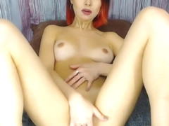 Amateur redhead passenger from Netherlands fucked for free