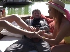Rocco's World Feet Obsession #02, Scene #01