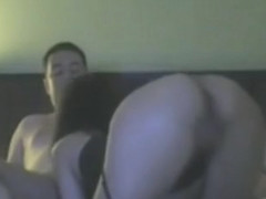 Horny amateur hardcore, hair pulling, spank booty porn scene