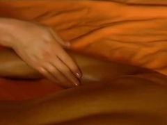 Lesbian Lusty Massage From India