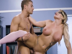 Cali Carter In Taking Cum Credit
