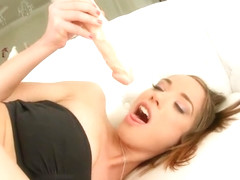 Sexy Tina Hot is playing herself