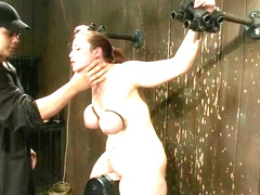 Awesome Bella Rossi in amazing BDSM XXX movie