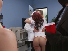 Brazzers - Doctor Adventures - Rose Monroe and Van Wylde -