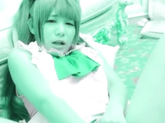 Japanese Cosplay Koresum 02 (Recolored)