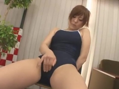 Amazing Japanese chick Miku Airi in Hottest Couple, Cumshot JAV video