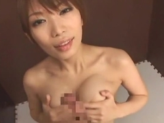 Crazy Japanese model Hikari Hino in Incredible Big Tits, Couple JAV scene