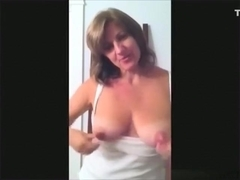 Dirty talking milf masturbation compilation