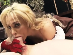 Amy Anderssen (Amy Azurra)- Little Red Riding Hood