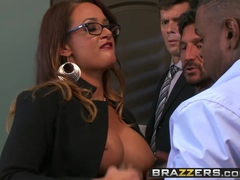 Brazzers - Big Tits at Work - Tory Lane Ramon Rico Strong Tommy Gunn - Im Your Christmas Bonus