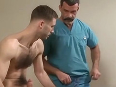 Young Hunk Tony Bay Cums On Daddies Face After Blowjob
