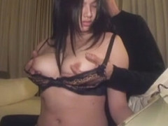 Amazing Japanese chick Saori Hara in Exotic Lingerie JAV video