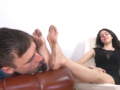 Liz Valery Hot Foot Fetish Sex