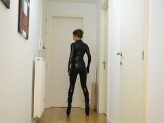 Julie Skyhigh - Latex Catsuit