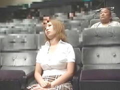 Exotic Japanese whore in Incredible Public, Blowjob/Fera JAV video