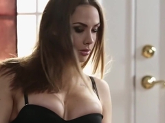 Exotic pornstar Chanel Preston in hottest brunette, big tits adult scene
