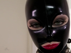 Incredible pornstar Latex Lucy in amazing masturbation, solo sex clip