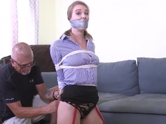 duct tape shuts ashley up