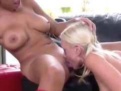 Incredible sex video Lesbian crazy only for you