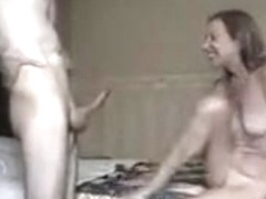 Non-Professional Undressed Boy-Friend And Woman Making Sex In Hotel Room
