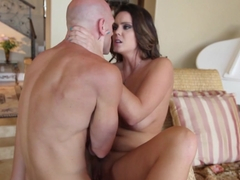 Hottest pornstar in Horny Hardcore, Cunnilingus sex movie