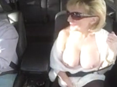 Unfaithful British Milf Lady Sonia Shows Her Huge Tits