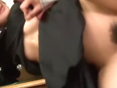 Tutor Fucks his lovely schoolgirl and makes her Squirt many times FSET318 4