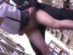 Jav Idol Suzu Ichinose Ambushed In Library Finger Squirted Then Fucked Hard She Gets Creampie And .