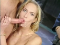 Sophie Evans fuck and facial compilation