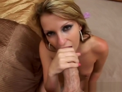 Casting video of 23 Year Old COURTNEY CUMMZ - Load My Mouth