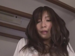 Horny Japanese slut Kiara Suzuki in Incredible Facial, Sports JAV scene