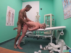 Lutro & Sienna Day in Multiple orgasms from fast fucking - FakeHospital