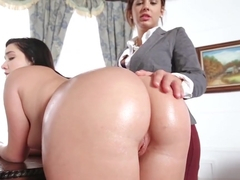 Dyke Massive Ass Keisha Grey and Karlee Grey