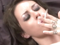 Mya Mckay Smoking 120s