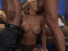 Mom In Law Aunt And Sons Friend Holly Sampson Join For A Fuck