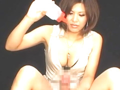 Best Japanese girl Pine Shizuku in Hottest Big Tits, Handjob JAV scene