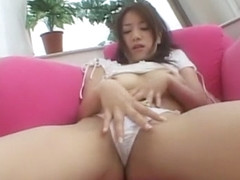 Best Japanese whore Yuna Mizumoto in Horny Solo Female, Masturbation JAV video