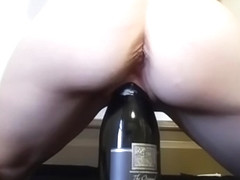 Requested, Riding a Bottle of Wine, Wishing It Was You!