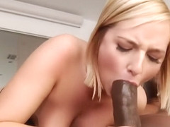 Black Dick In Kate England's Ass