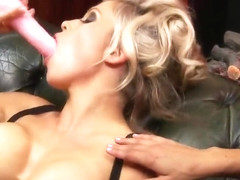 Hot blondes and brunettes Chelsea, Jamie & Chloe have a pussy lick session