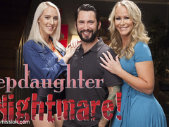 Tommy Pistol  Cadence Lux  Simone Sonay in Stepdaughter NIGHTMARE - SexAndSubmission