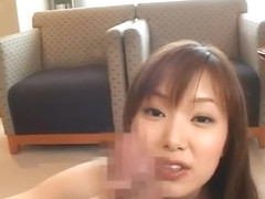Yua Aida Japanese Big Boobs Blowjob Cum Mouth