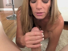 Hottest pornstar Kristal Summers in Fabulous POV, Swallow adult clip