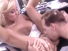 Exotic sex video Blonde craziest watch show