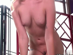 Best pornstars Big Red, Lyra Louvel, Lyra Law in Hottest College, Orgasm sex scene