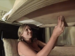 Sarah Ballbusting and Punching - Part 1