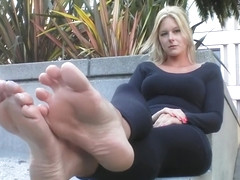 Super Stinky Size 12 Mermaid Soles